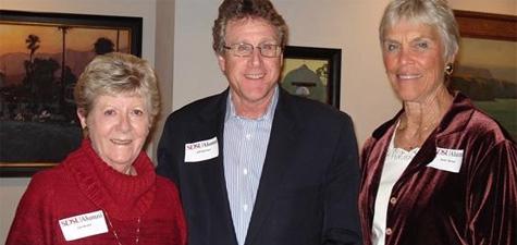 Arts & Letters Alumni Chapter Board Members