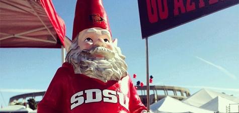 SDSU Gnome