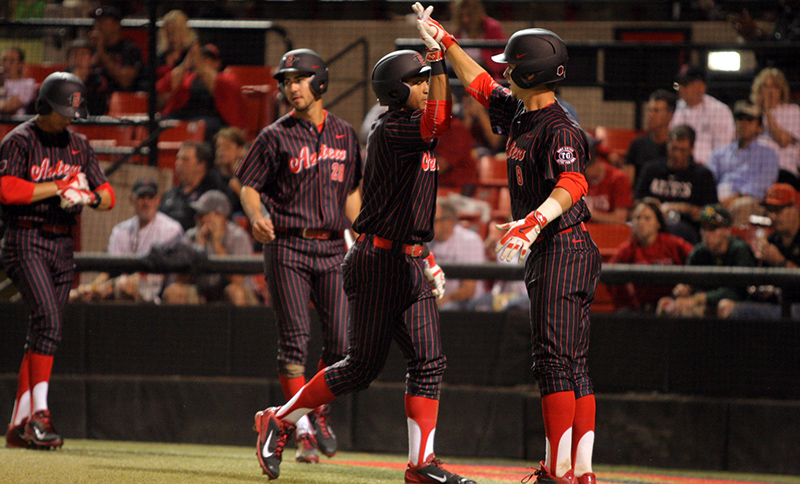 Win an Aztec Baseball Game VIP Experience!