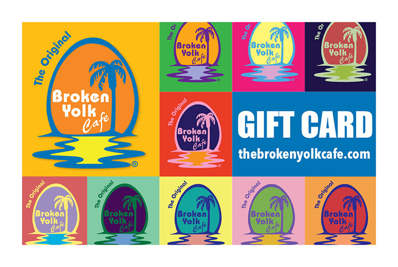 Win a $100 Broken Yolk Gift Card!