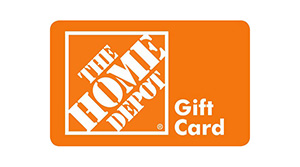 Win a $50 Home Depot Gift Card!