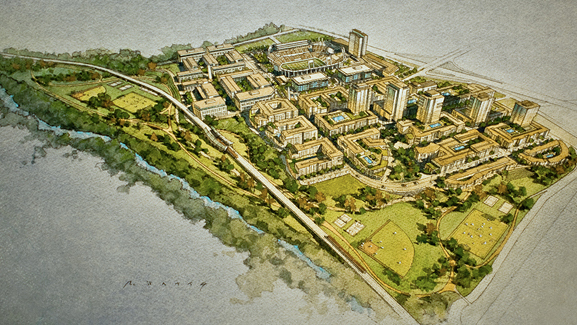 SDSU Reveals Detailed Plan for Mission Valley Site