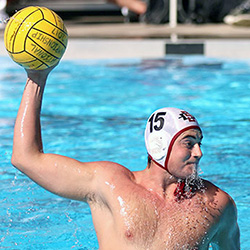 Men's Water Polo Club Wins National Championship