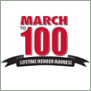 March to 100