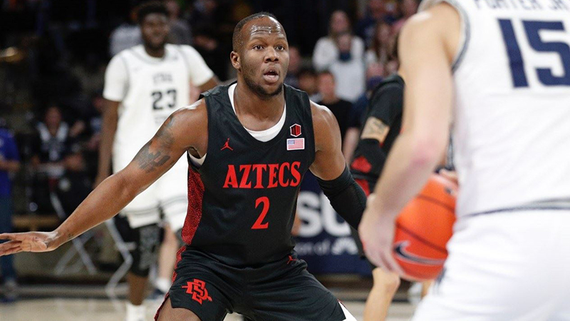 Sdsu Alumni Aztec Men S Basketball Ranked No 7 In Nation