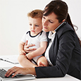 Acceptance of Working Moms at All-Time High