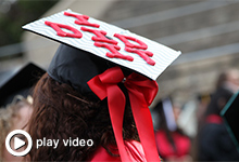 SDSU Commencement 2015