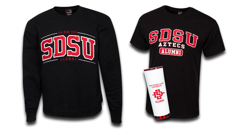 SDSU Alumni - SDSU Alumni Gear! 444ddf9b9