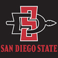 SDSU Athletics logo