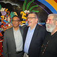 Rock 'n' Roll Mural Restored