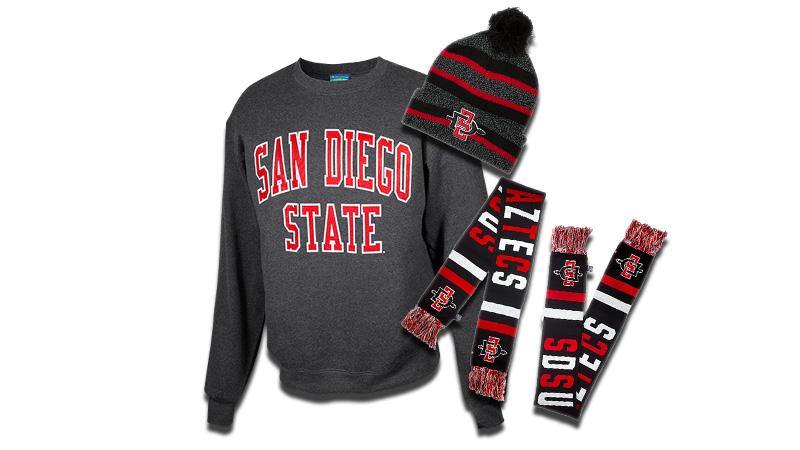 SDSU Alumni - Gear Up for Winter Weather