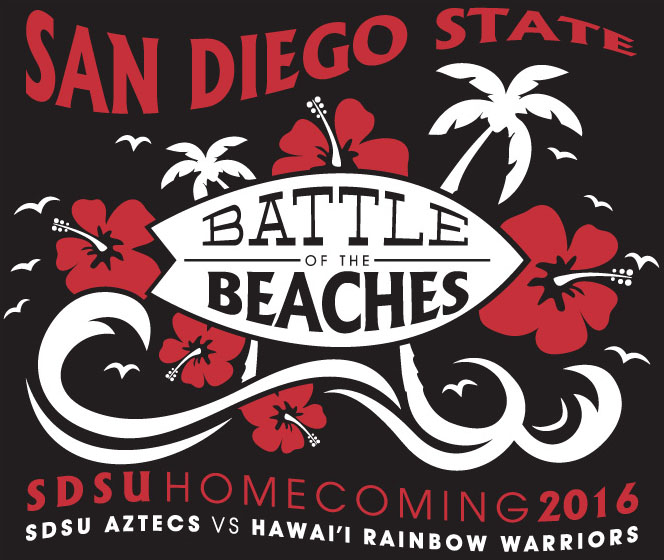 Battle of the Beaches logo
