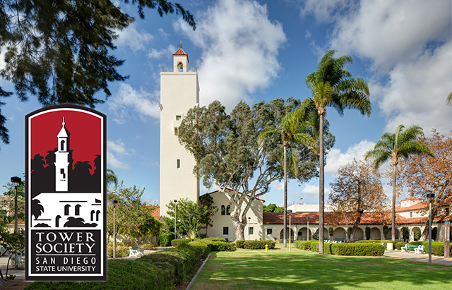 Tower Society at San Diego State University